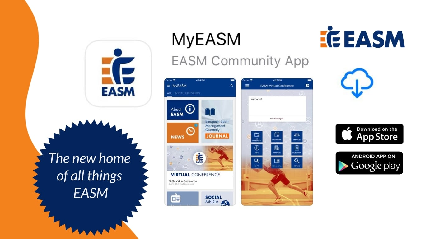 Download the My EASM Conference App Now
